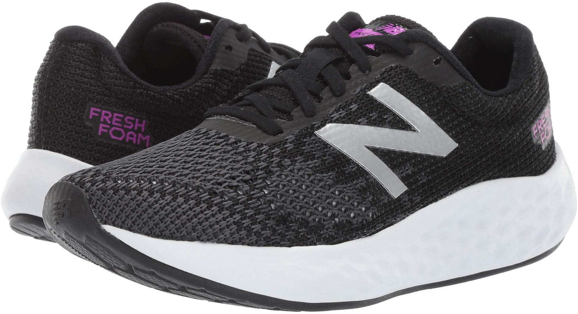 new balance black sneakers