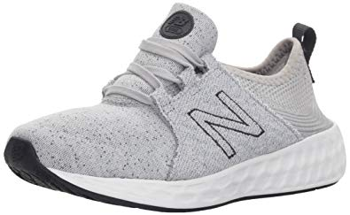 Kids New Balance Girls Kvarnnby Low Top Lace Up Walking Shoes
