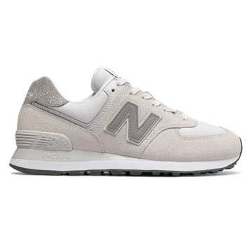 new balance white shoes